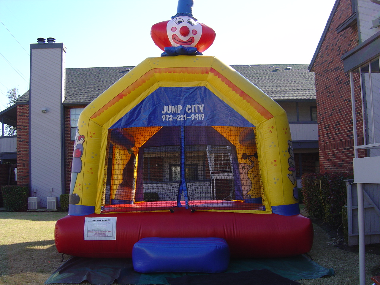 Pick Up Truck Rentals >> Jump City bounce house Prices