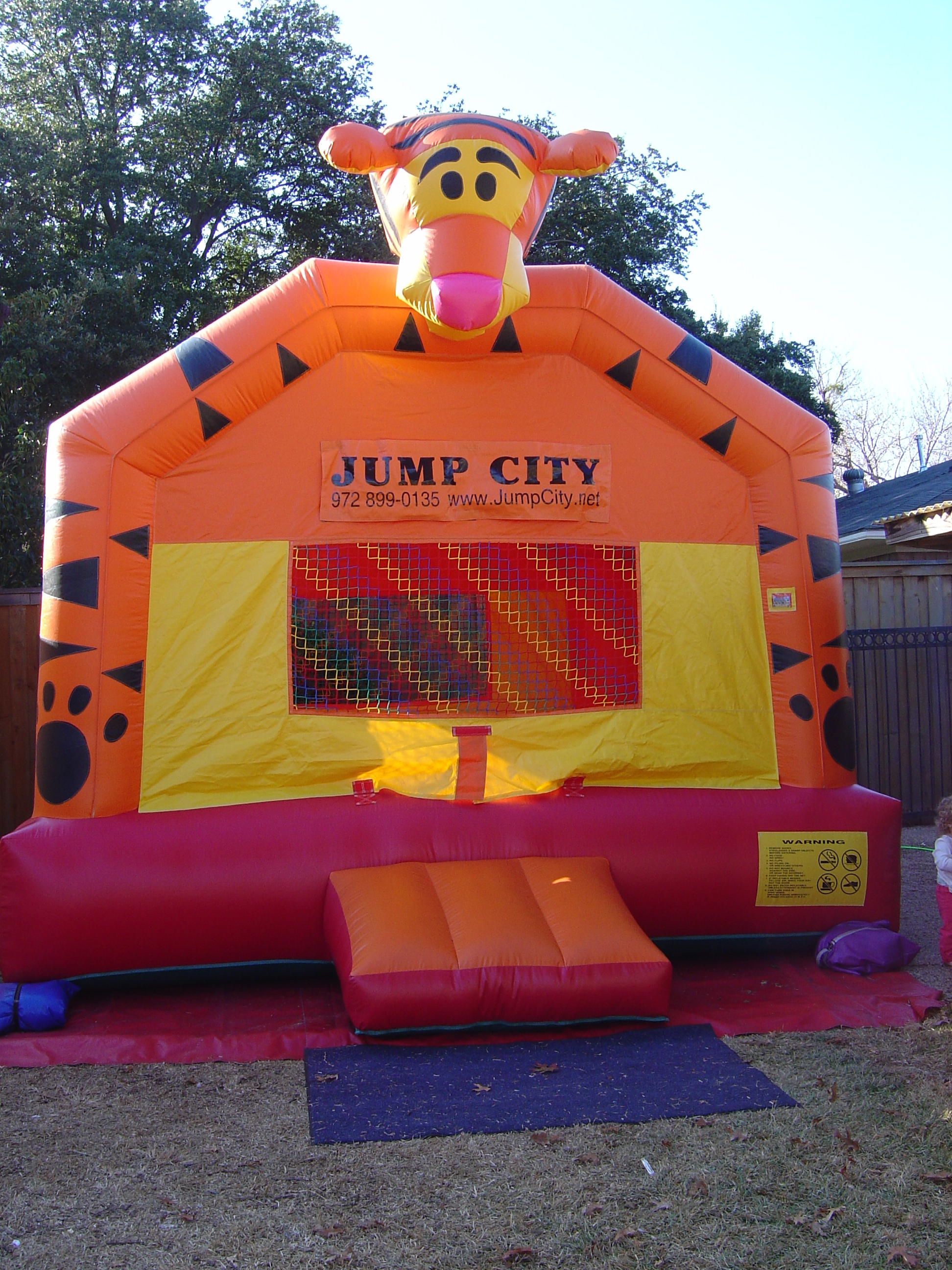 bounce houses denton lewisville tx yp